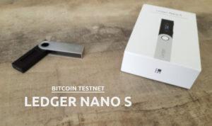 Practicando sin peligro con Ledger Nano S