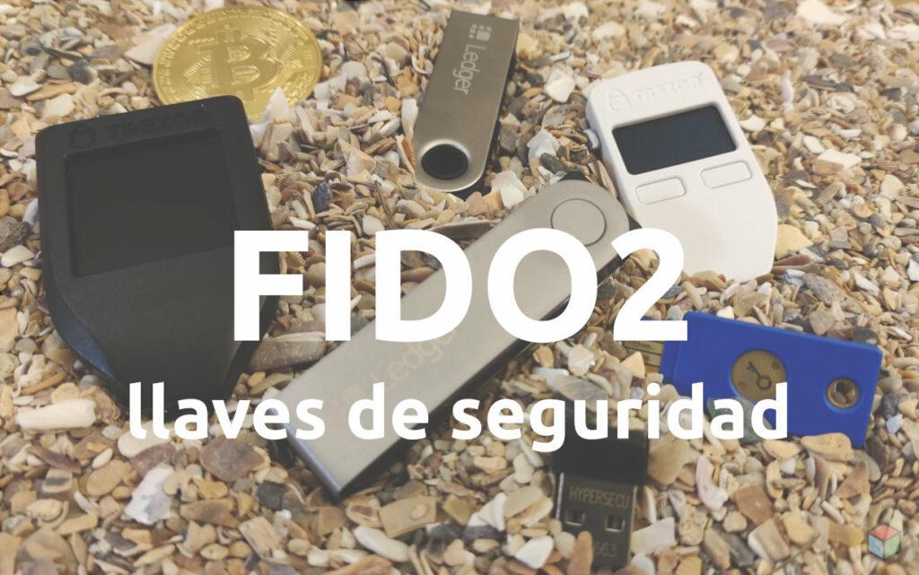 FIDO2 llaves de seguridad
