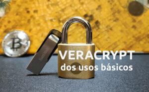 Veracrypt, dos usos básicos